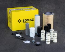 Запасні частини до техніки BOMAG